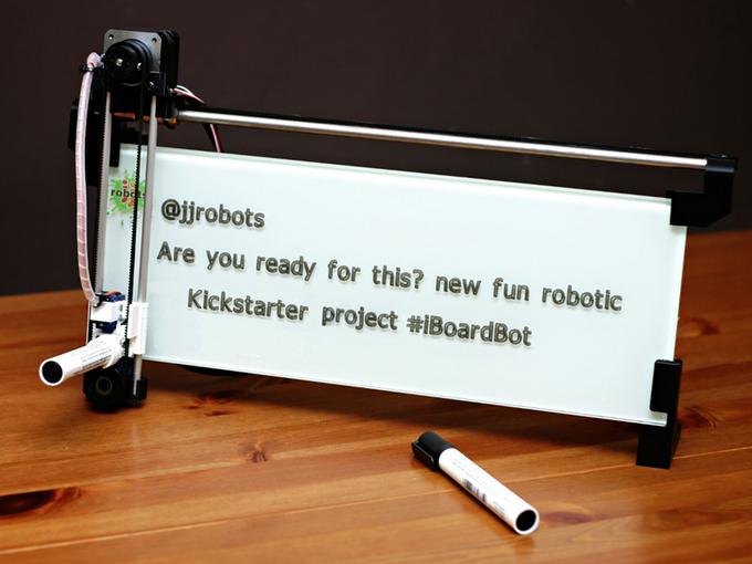 iBoardBot Kalenderschreiber – 1