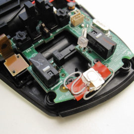 Reparatur Funkmaus Logitech M705