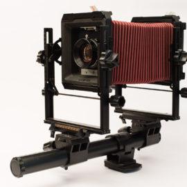 Selbstbau-Balgen für eine Toyo View 4×5″ Großformatkamera